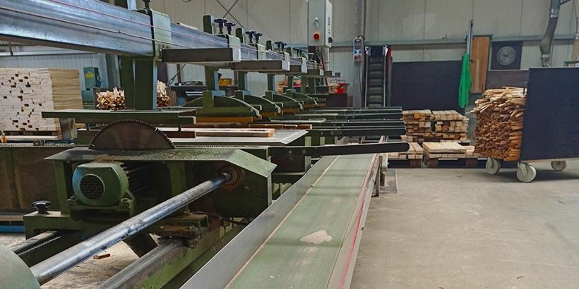 Erweiterung der ehemaligen Produktionshalle