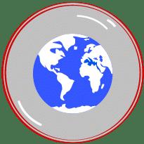 Paletten für weltweiten Transport
